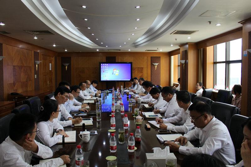 2018年7月月度经营工作会议