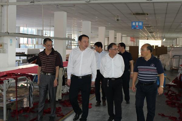 bwinchina官网集团安委会开展国庆节前安全生产督查活动