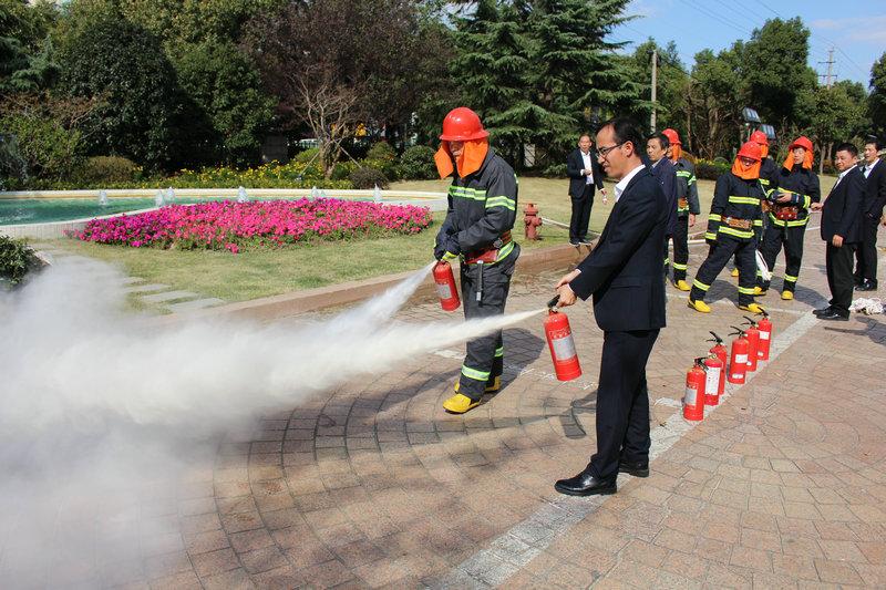 bwinchina官网集团开展消防演练活动