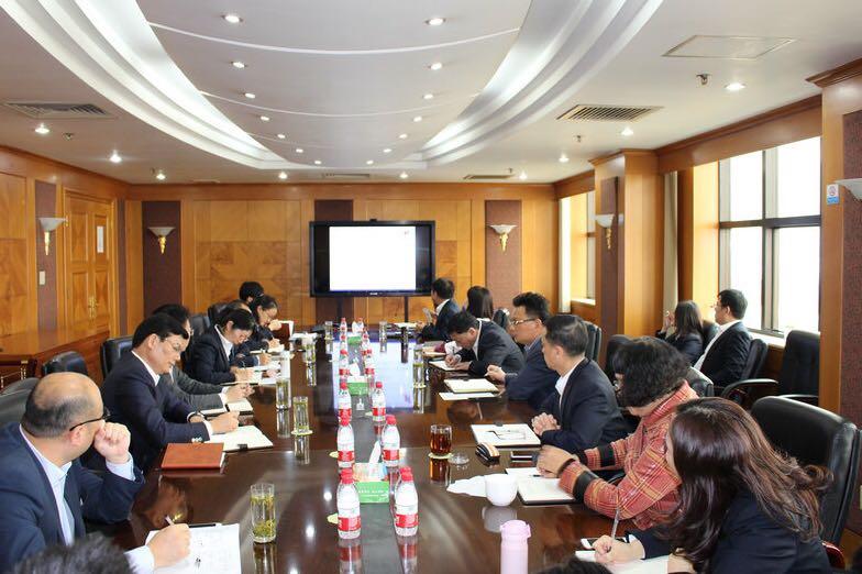 2018年bwinchina官网集团10月份月度经营工作会议