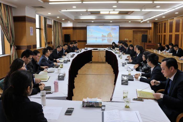 2019年bwinchina官网集团3月份月度经营工作会议