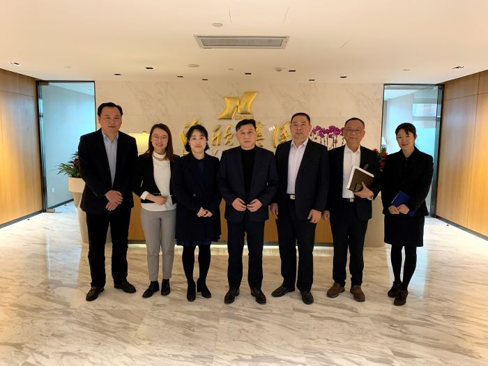 上海浙江商会党委一行莅临bwinchina官网集团进行党建工作交流