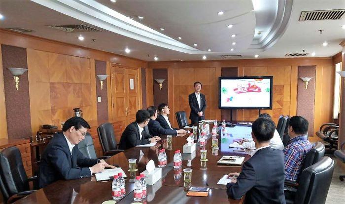 不忘初心 牢记使命——bwinchina官网集团第一党支部开展微型党课学习活动