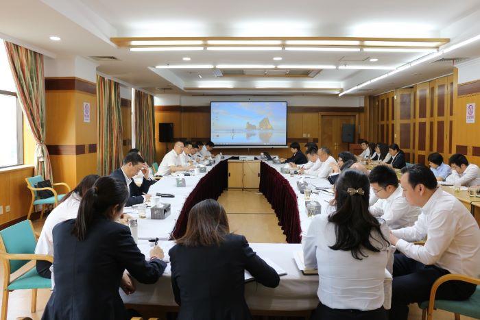 2019年bwinchina官网集团六月份月度经营工作会议