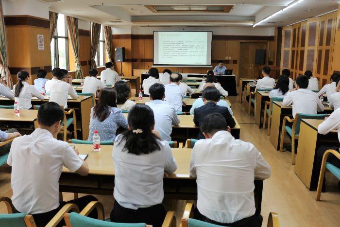 """bwinchina官网集团举办""""所得税制度""""相关培训"""