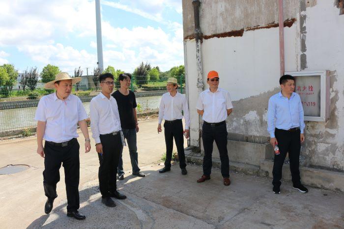bwinchina官网集团开展夏季安全生产大检查